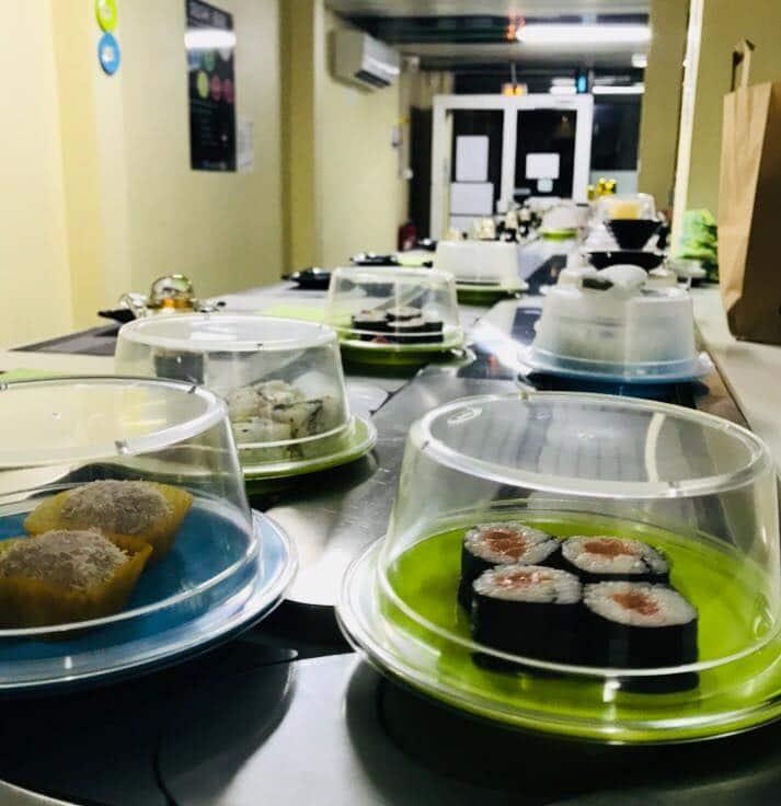 sushi bar de osaka974