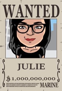 Chefs Julie